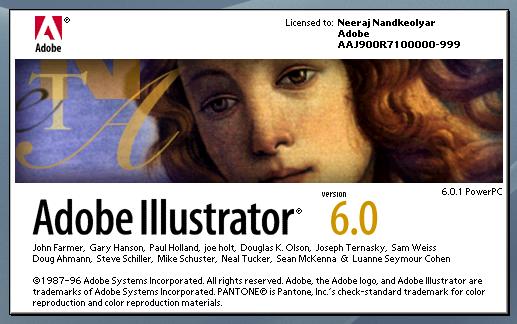 Illustrator 6