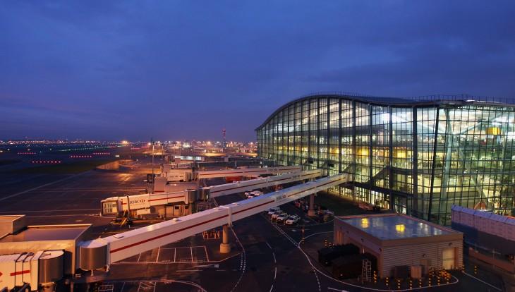 Samsung is rebranding London Heathrow's Terminal 5 as 'Terminal Samsung Galaxy S5' ...