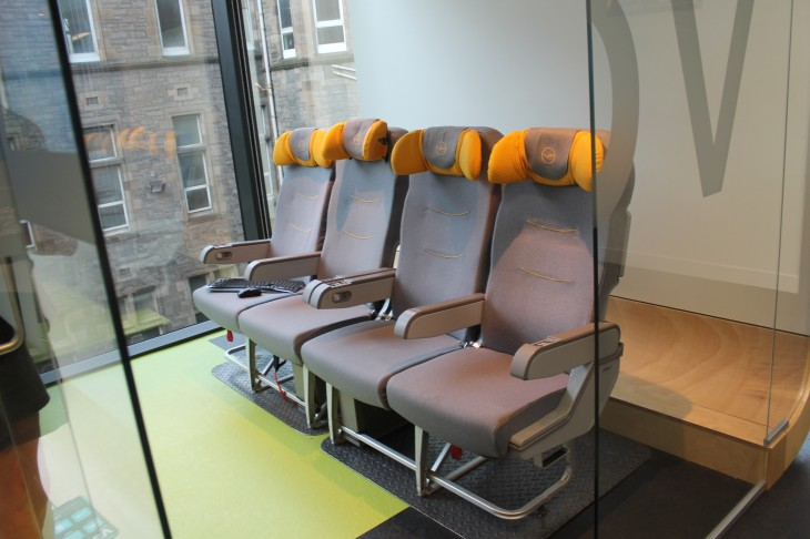 Airline Video Conferencing