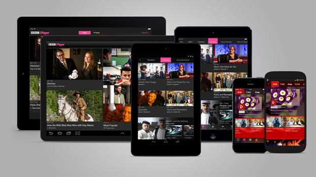 programmes from bbc iplayer to ipad