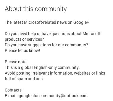 Google plus-community-guidelines