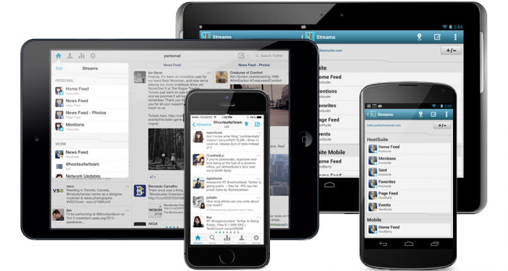 Hootsuite launches visualisation tool uberVU Boards for tracking social data