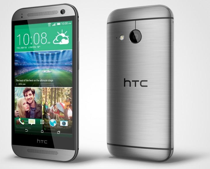 HTC One mini 2_PerLeft_GunMetal