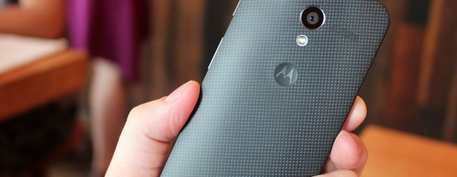 Motorola will close the Texas factory where it assembles Moto X smartphones in 2014