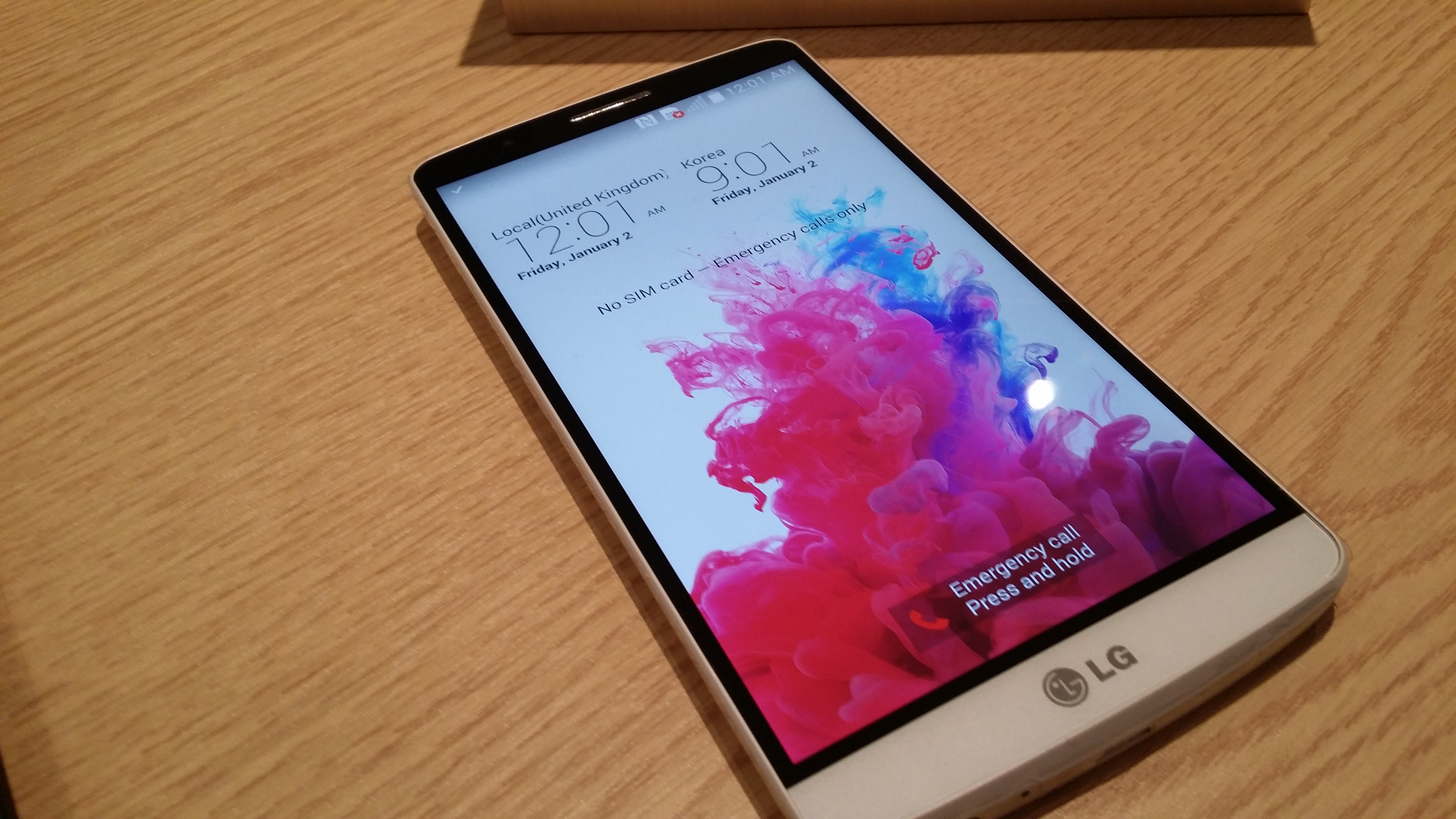 """LG G3 Review: Third Time's a Charm for LG's 5.5"""" Flagship ..."""