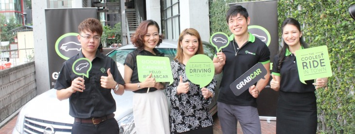 Uber rival GrabTaxi launches a limo service for Southeast Asia, starting in Malaysia