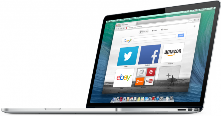Opera's Chromium-based Web browser is now available on Linux