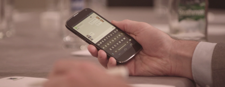 Fleksy for Android now challenges you to become the fastest texter in the world
