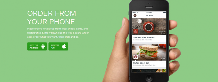 Square branches out into food ordering with new Square Order service [Updated]