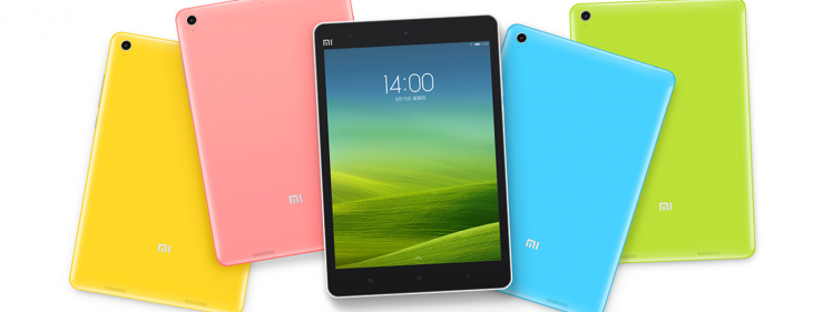 Xiaomi launches its first iPad challenger, the 7.9-inch Wifi-only Mi Pad, priced from $240
