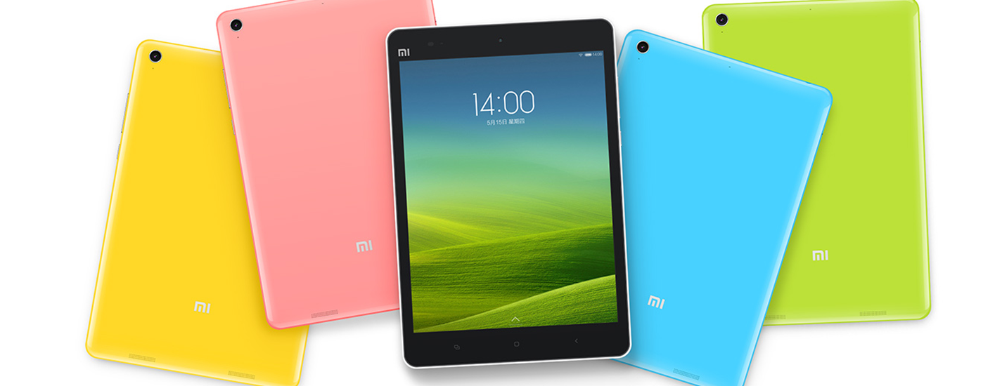 Xiaomi Launches the 7.9 Inch Mi Tablet Starting From $240