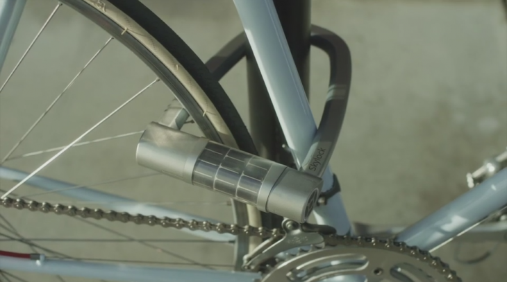 Velo Labs wants $50,000 to build a keyless lock that tells you if someone tries to steal your bike