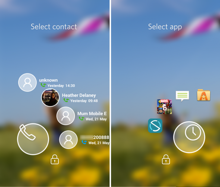 Start for Android Is a Slick, Versatile Lock Screen Replacement