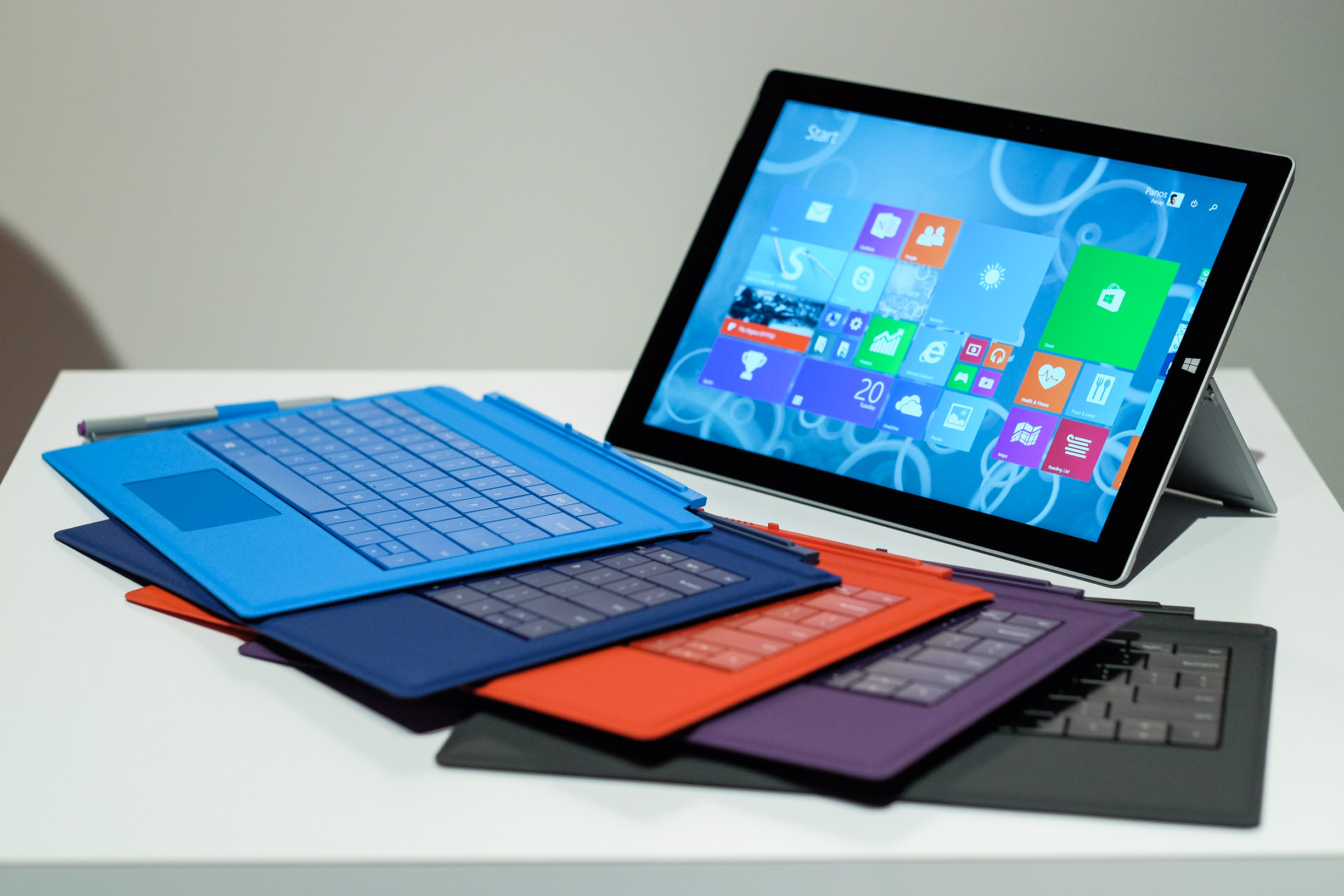 Microsoft Opens Pre-Orders for Surface Pro 3