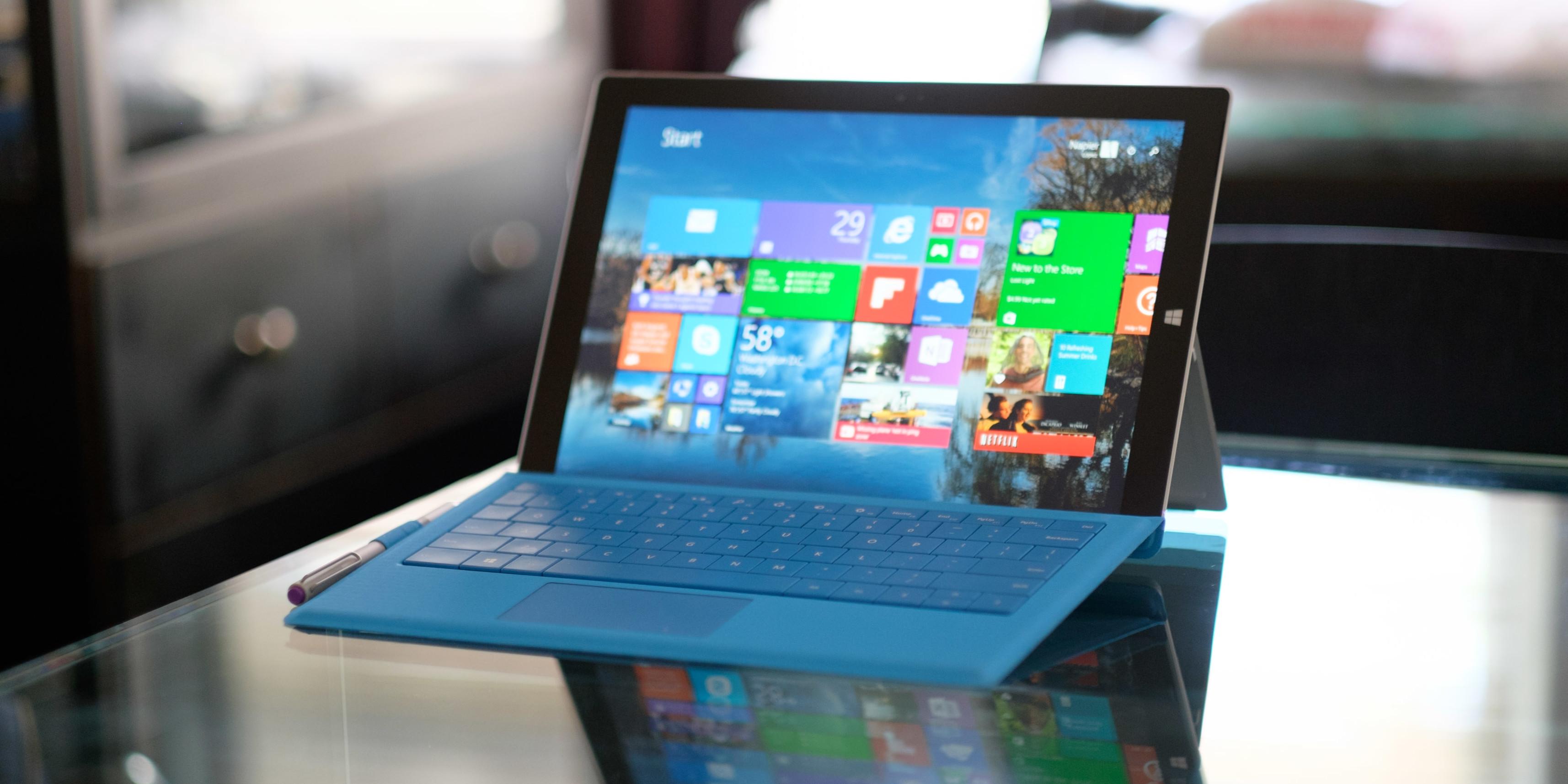 Dear Microsoft: When will the Surface get an external