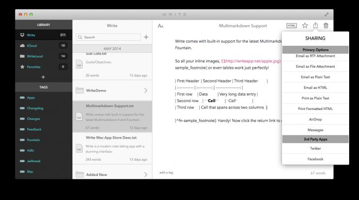 Write-Mac-Sharing-Menu