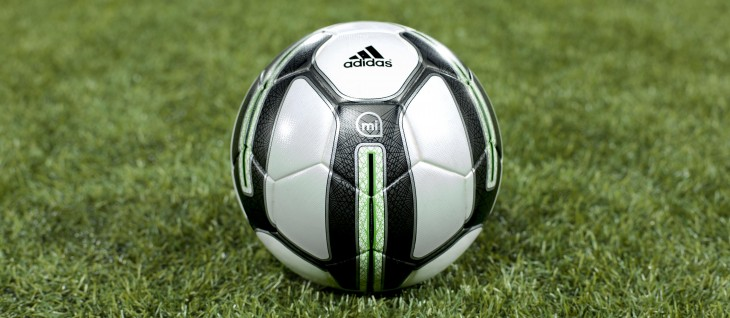 Adidas miCoach Smart Ball uses sensors and a companion app to help you 'bend it like Beckham' ...