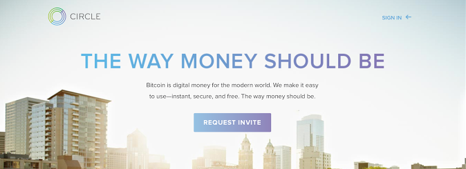 Circle's Bitcoin-powered financial platform is a glimpse at the future of money