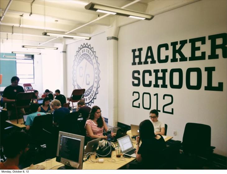 Etsy's Hacker School