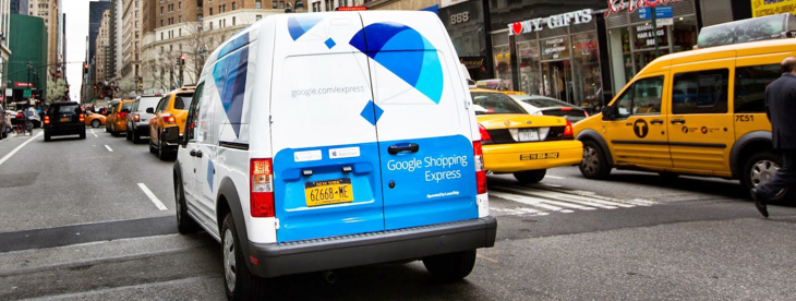 Google can now deliver fresh groceries