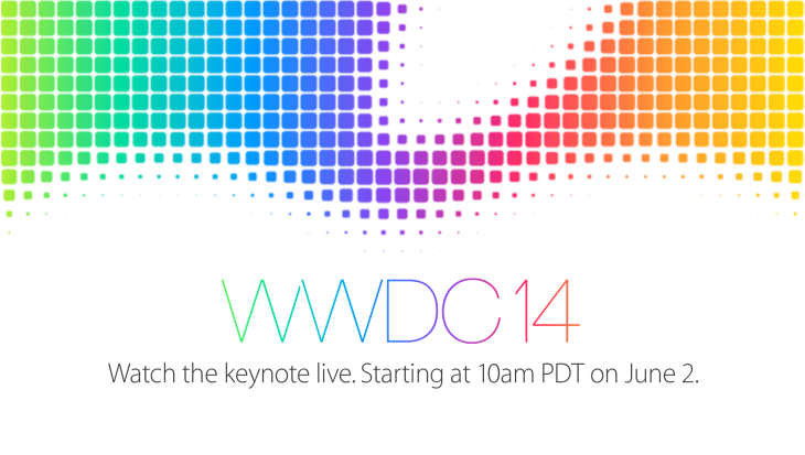 Apple to stream WWDC 2014 keynote on June 2