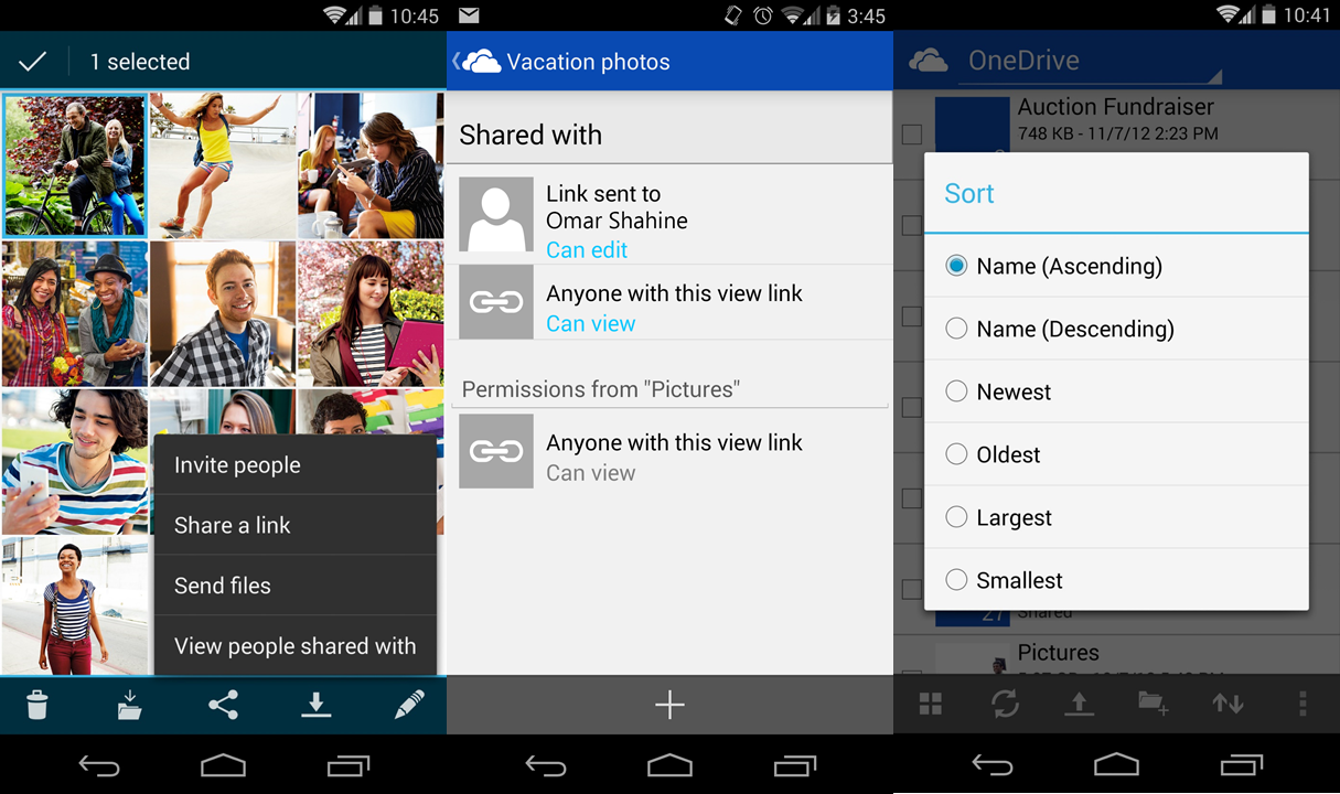 onedrive_android_update