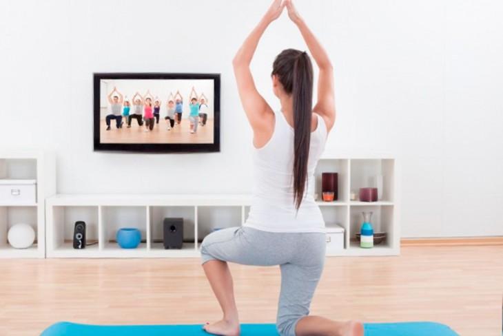 online gym classes