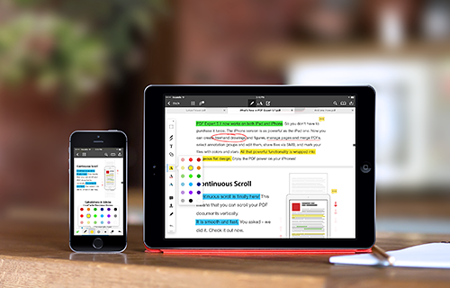 Readdle launches PDF Expert 5 for iPhone