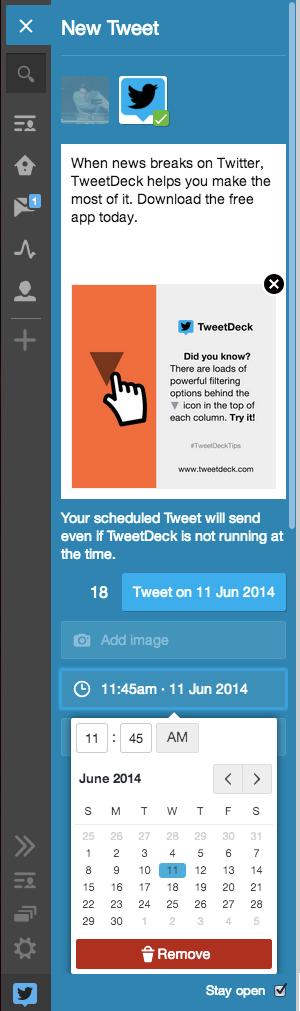 schedule-tweets