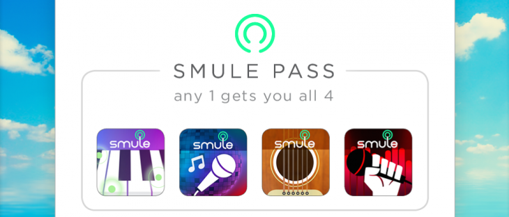 Smule switches to a single subscription model for its music-making apps