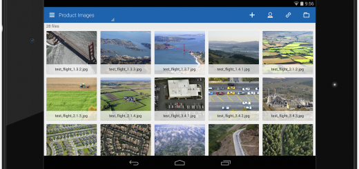 Box for Android Updated with Better Gallery Feature