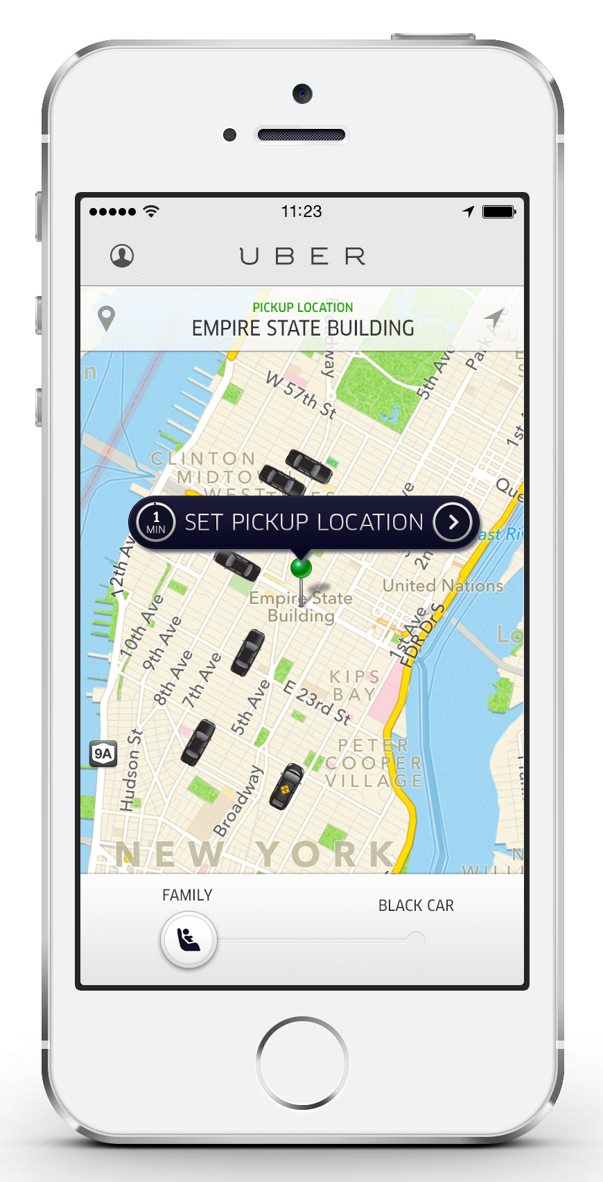 Uber Launches UberFAMILY, A Pilot Service In NYC That Uses