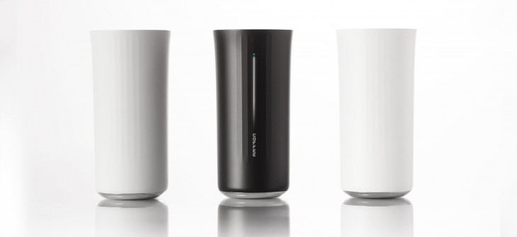 The Vessyl intelligent cup knows what you're drinking and tracks your hydration