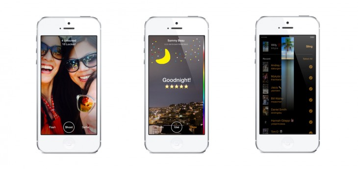 Facebook launches Slingshot, its latest ephemeral messaging app to rival Snapchat