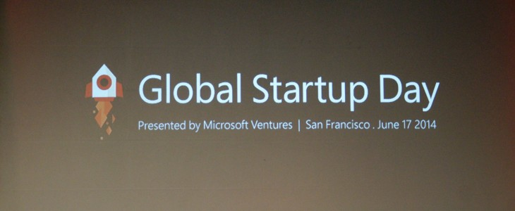 Our 3 favorite startups from the Microsoft Ventures Global Startup Day