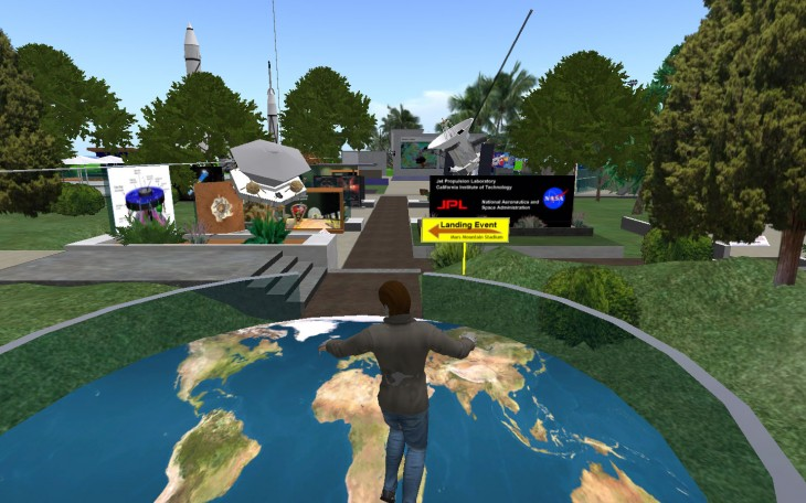 A new version of Second Life is being built from the ground up, with a little help from the Oculus Rift ...