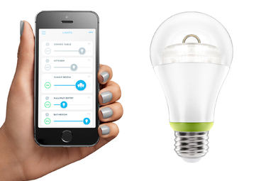 GE Announce $15 Connected LED Light Bulb