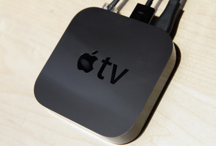 Apple TV set-top box now costs €99 in Europe and £79 in the UK