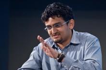 Egyptian Google executive Wael Ghonim at