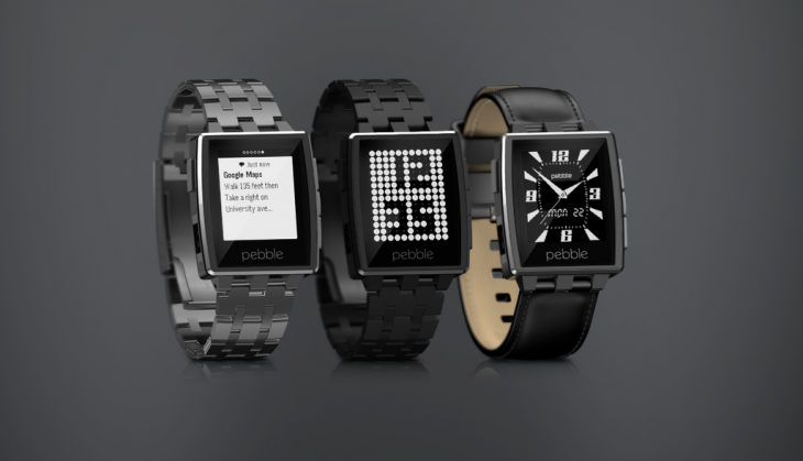 Pebble teams up with Misfit so you can use its e-paper smartwatch as a full-blown pedometer