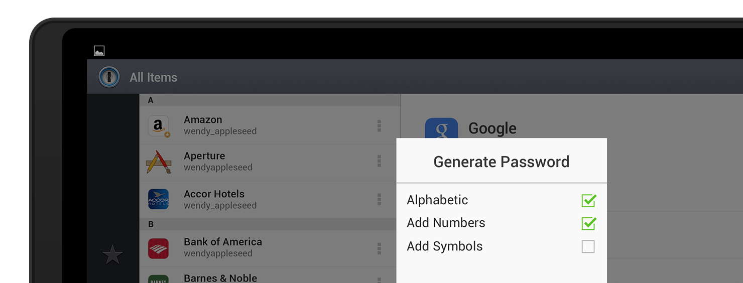 In-Depth with 1Password 4.0 for Android