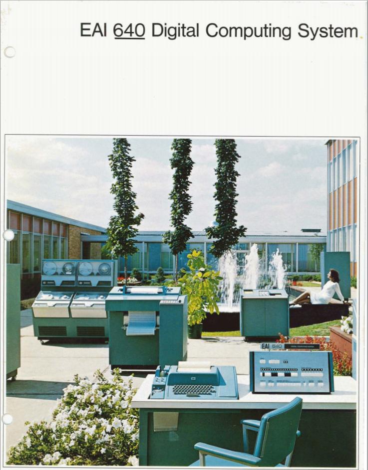 Vintage Computer Brochures Channel Your Inner Nerd