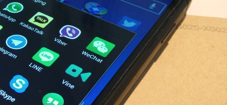 This time next year, every mobile messaging app will be exactly the same
