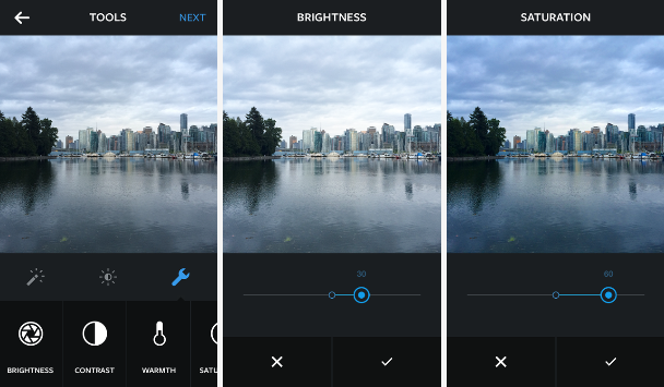 Here's what Instagram's new editing tools can do for you