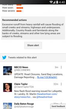 Flood Warning in Southwest Louisiana3_mobile_nexus5_tweets