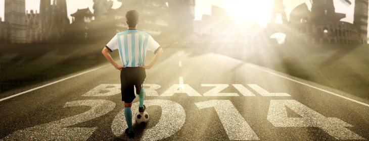 Google's community-driven mapping app Waze now lets you pledge allegiance to your World Cup team ...