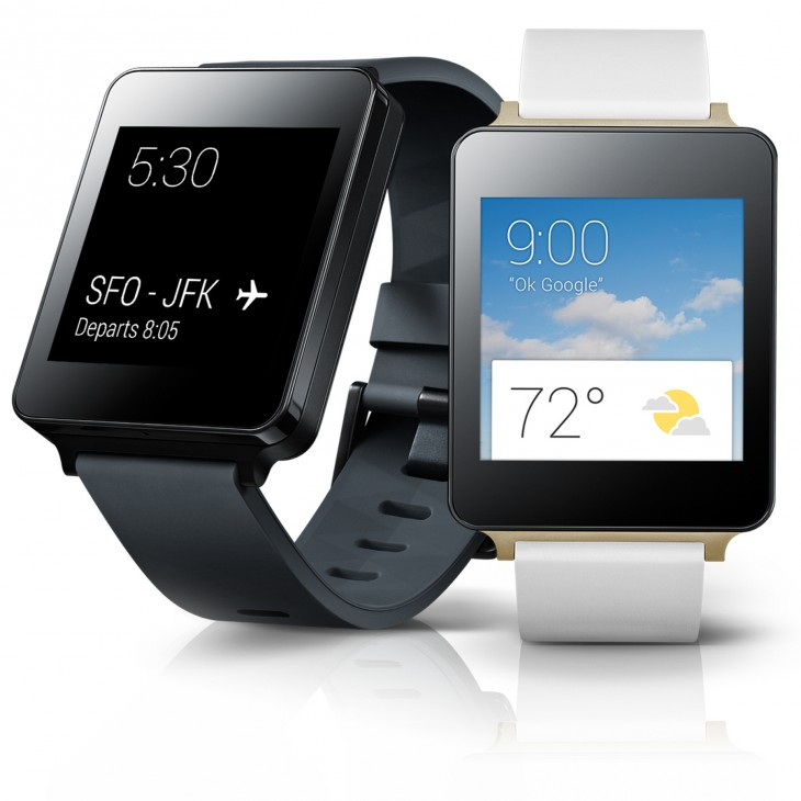 LG's Android Wear-based G Watch is now on sale across the world on Google Play and key retailers ...
