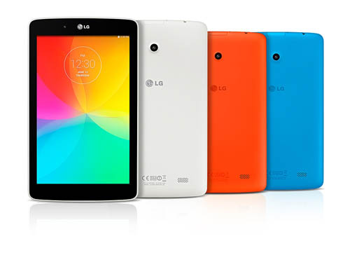 LG's G Pad 7.0 tablet arriving in Europe this week, G Pad 8.0 and 10.1 to follow