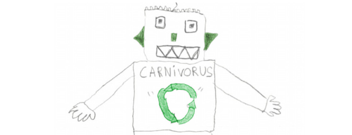 These Drawings Show Us Children's Attitudes to Technology