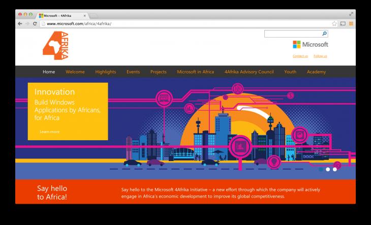 Microsoft 4Africa